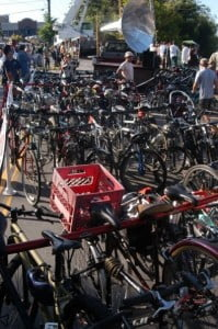Bicycle Corral