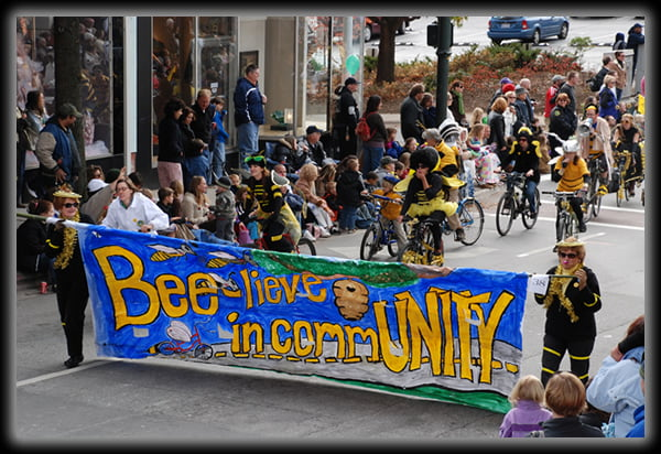 Asheville Holiday Parade