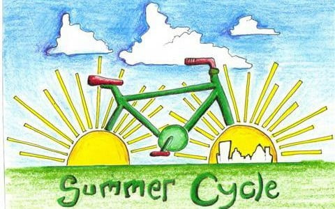 Summer Cycle logo