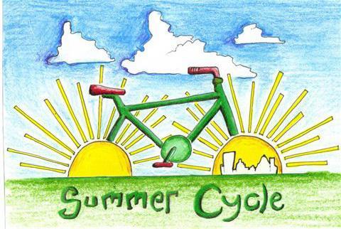 Summer Cycle logo