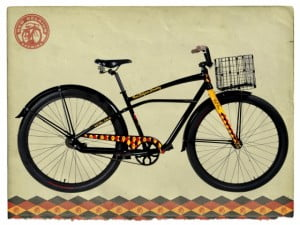 New Belgium cruiser bike 2013