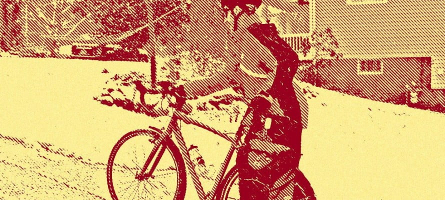 Safe winter cycling requires planning, practice and extreme weather bike-handling strategies