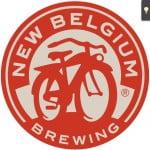 New Belgium Brewing Bike Love 2014 Titanium Sponsor logo