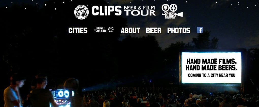 Save the Date for the 2014 Beer and Clips of Faith Film Tour