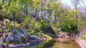 Hominy Creek