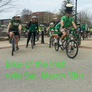 bike of the irish