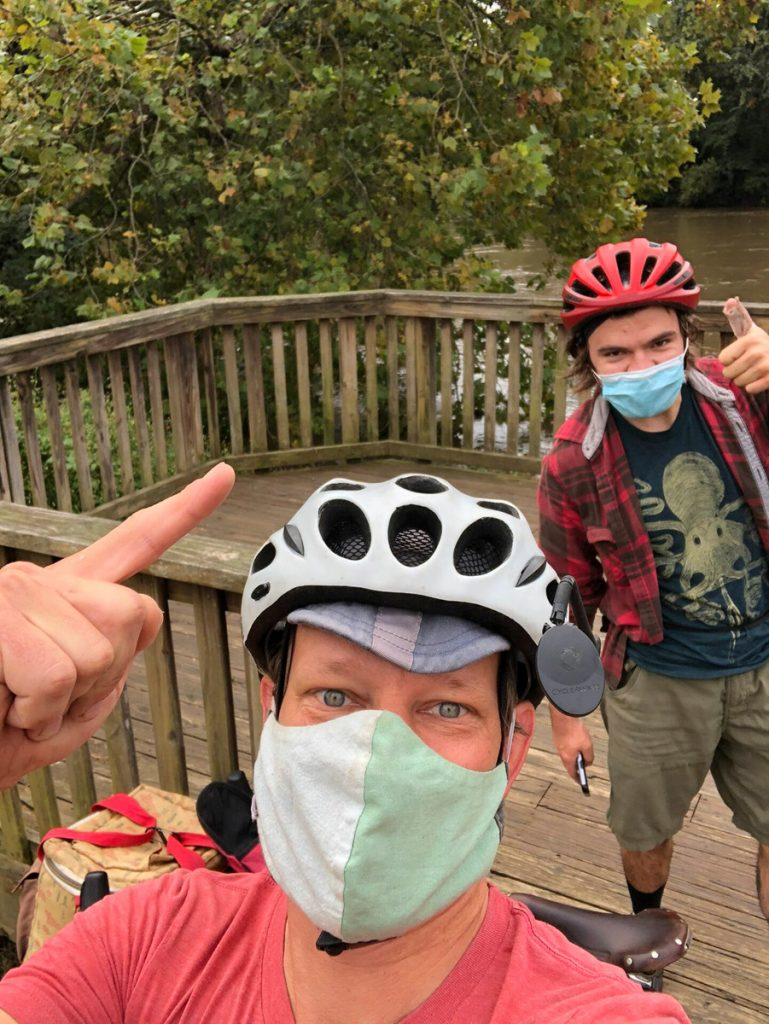 asheville on bikes fall out 2020 runner up