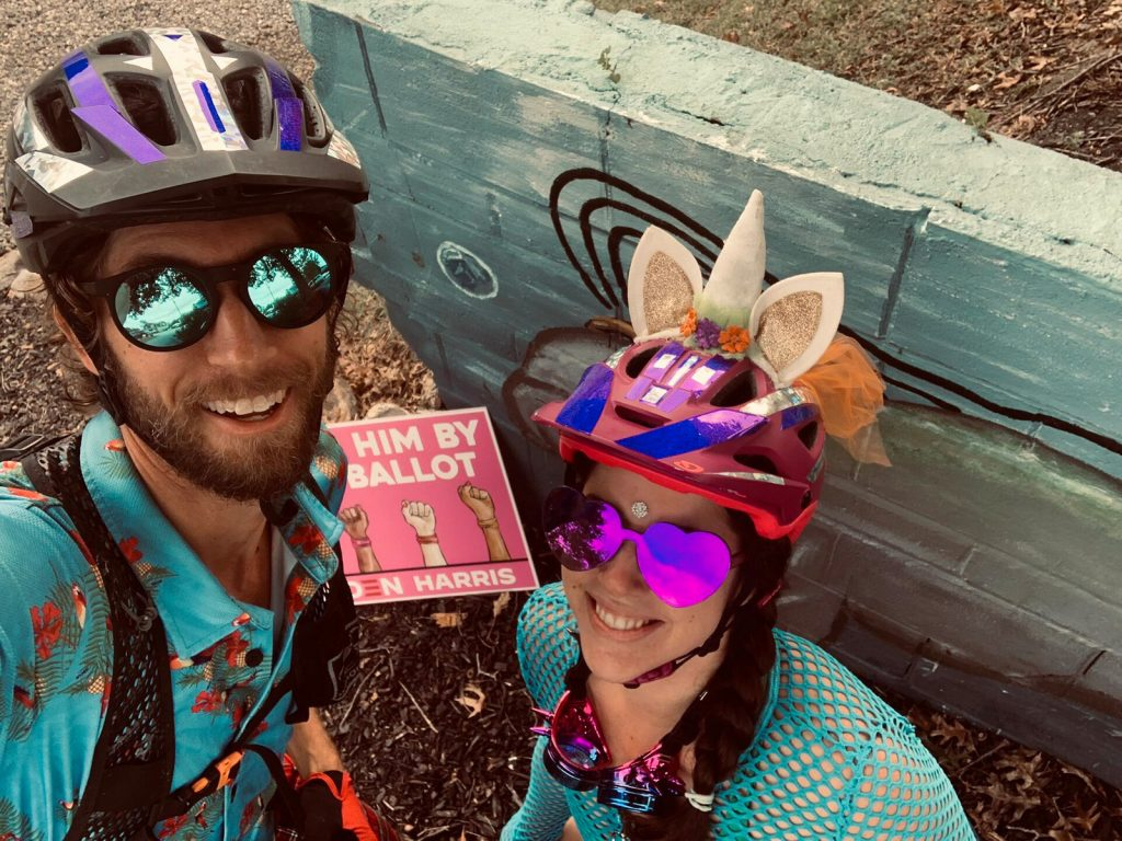 asheville on bikes fall out 2020 winners autumn oddity