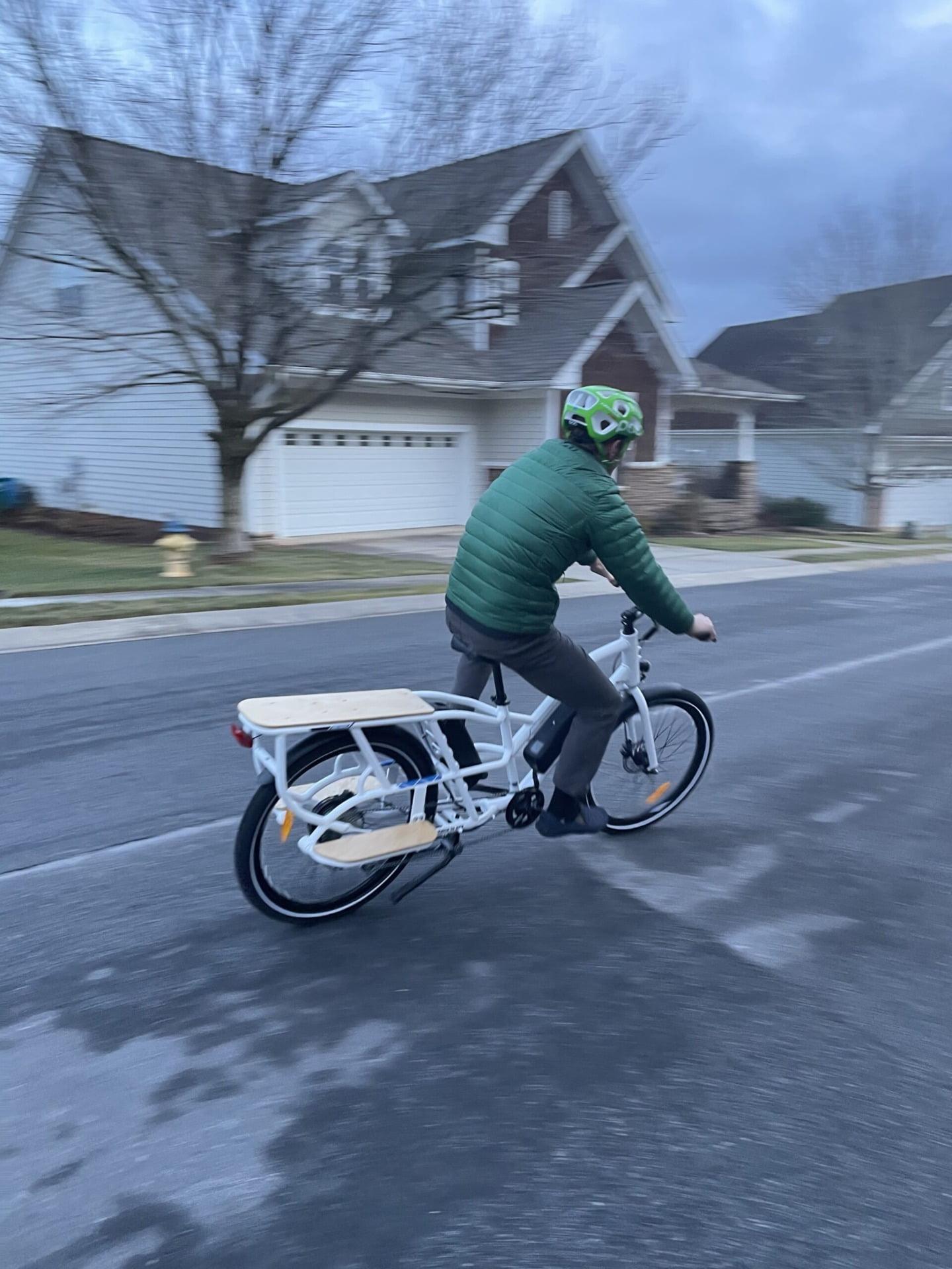 Asheville on Bikes Jay Dore 3