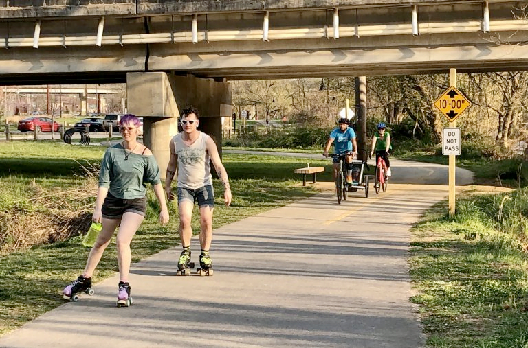 Asheville City Greenway