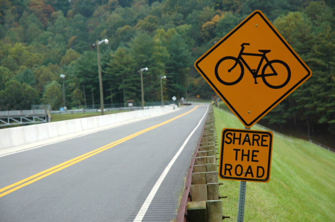 AOB Share the Road with Cyclists but Bicycle Harassment is Increasing in Asheville