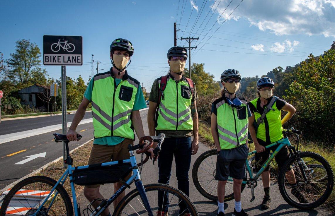 Bike Club Group Photo
