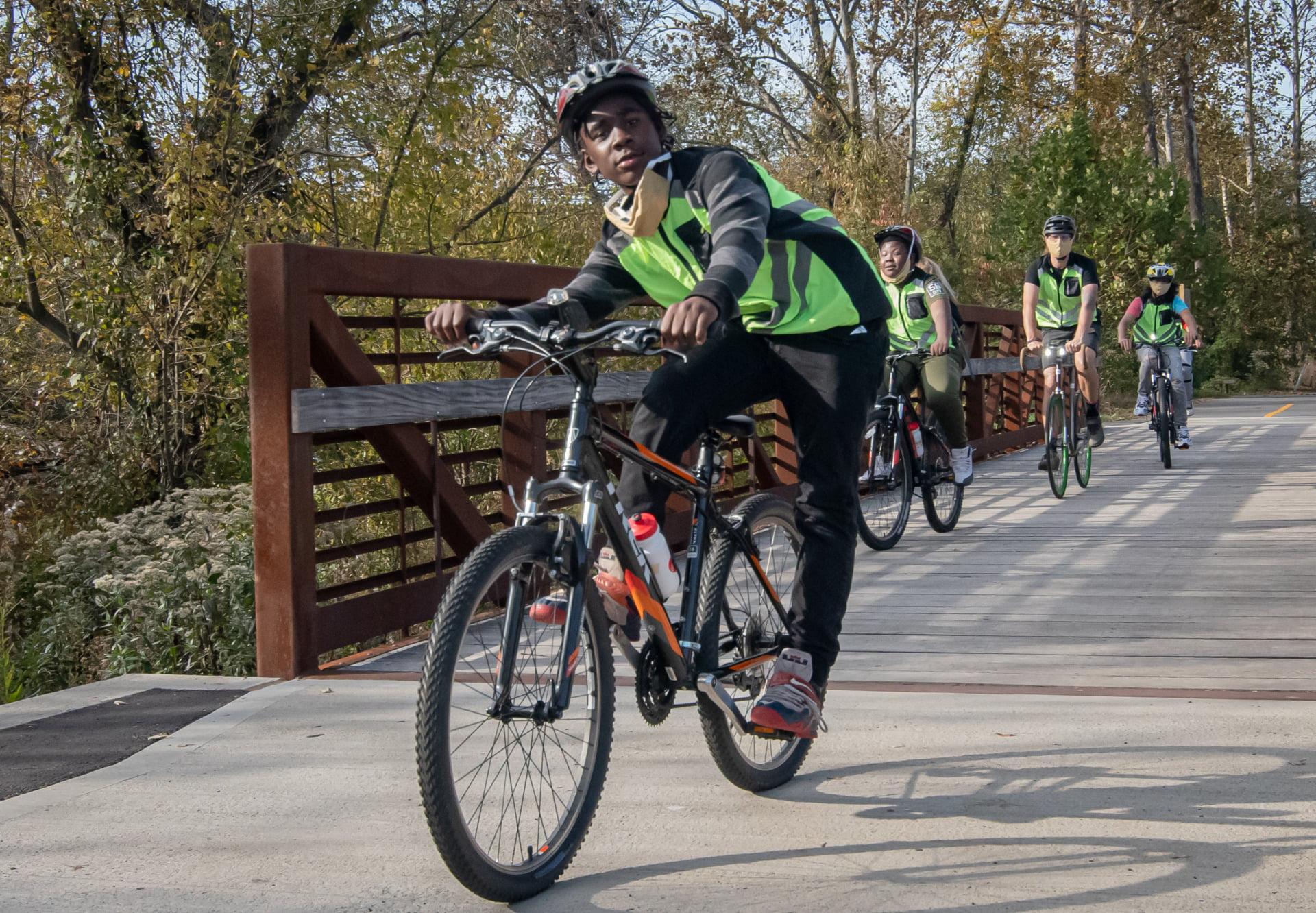 Bike Club Rider Photo