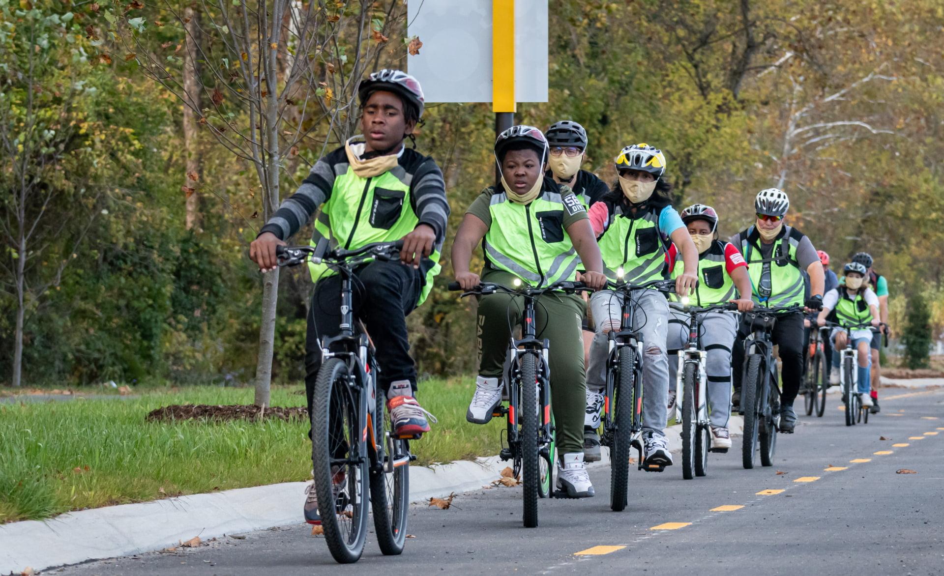 Bike Club Group Photo 2