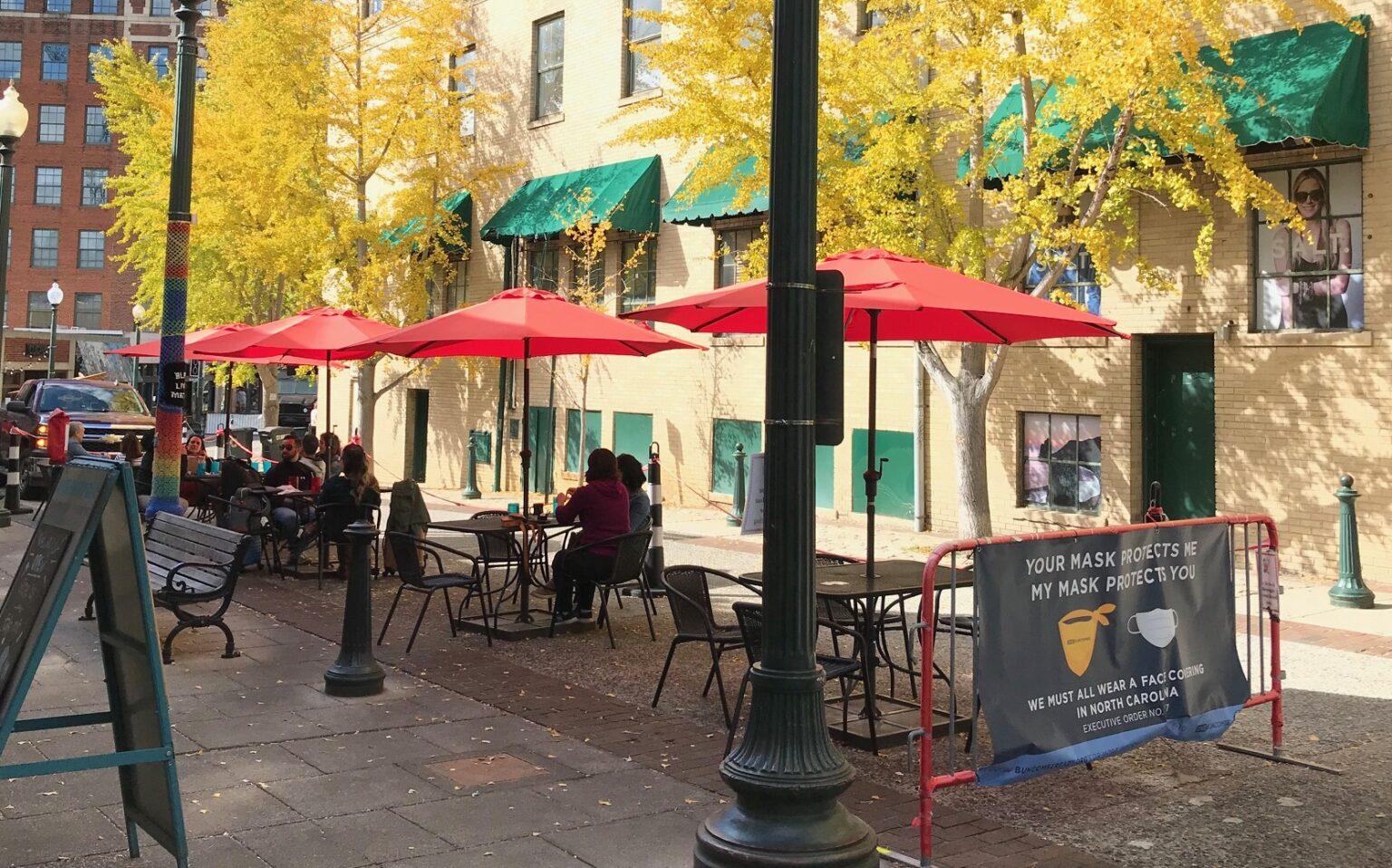 City of Asheville Shared Streets Program